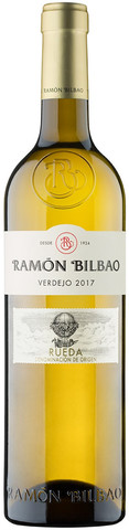 Вино Bodegas Ramon Bilbao, Verdejo, Rueda DO, 2017, 0.75 л
