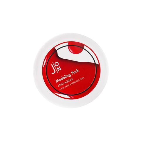J:ON Альгинатная маска антивозрастная Anti-Aging Modeling Mask, 18 гр