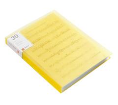 Папка с файлами А4, 30 вкладышей