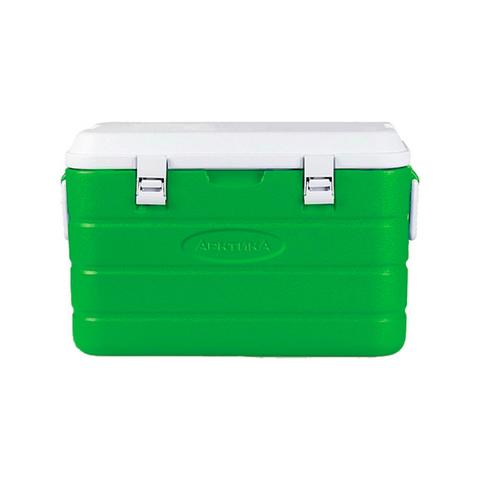 Изотермический контейнер (термобокс) Арктика (60 л.), зеленый