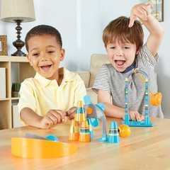 LER9288 Развивающая игрушка Попади в цель. Делюкс (с маятником) Learning Resources