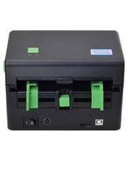 Термальный принтер этикеток XPrinter XP-DT108B (USB) черный