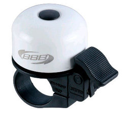 Звонок BBB Loud & Clear white