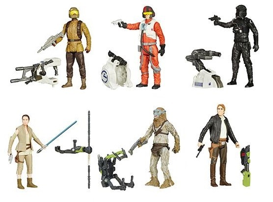 Star Wars Episode VII 3.75