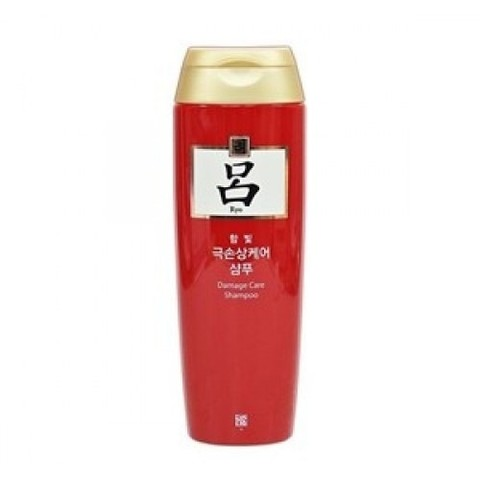 Ryo Hambit Damage Care Shampoo шампунь для поврежденных волос