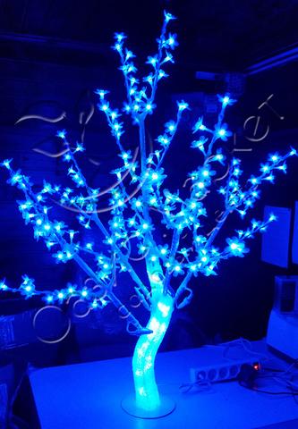 Сакура 1,5м синяя