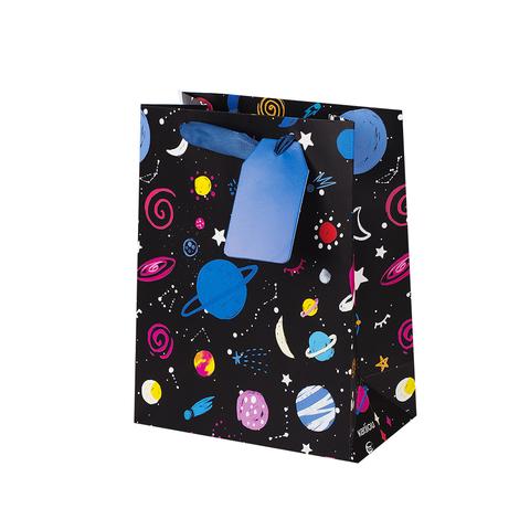 Пакет подарочный Universe 18*23*10 2
