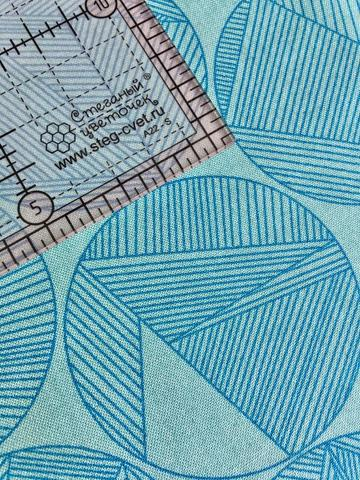 Ткань для пэчворка, хлопок 100% (арт. AN0103)