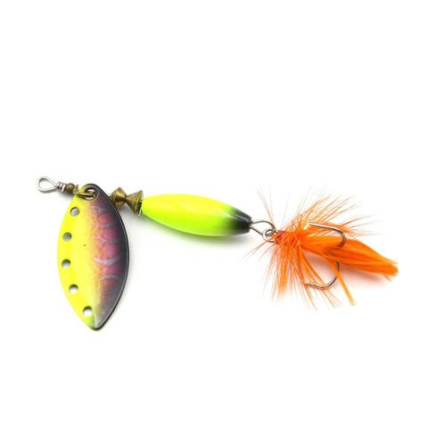 Блесна Extreme Fishing Complete Obsession 10g 17-FluoYe/Ye