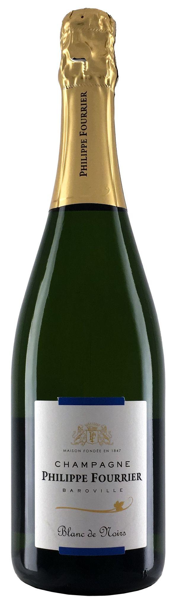 Шампанское Филипп Фурье Карт д'Ор брют белое з.н.м.п регион Шампань 0,75л.