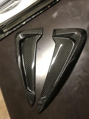 Карбоновые жабры в передние крылья для BMW X5 F15