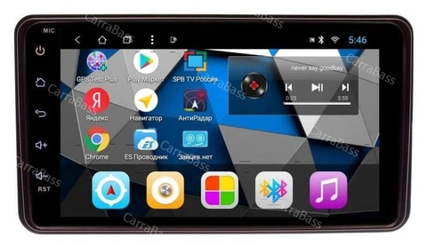 Магнитола для Suzuki Jimny (2006-2018) Android 8.1 модель CB3137T3