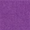 Пряжа Пехорка Популярная  78 (Фиолетовый)