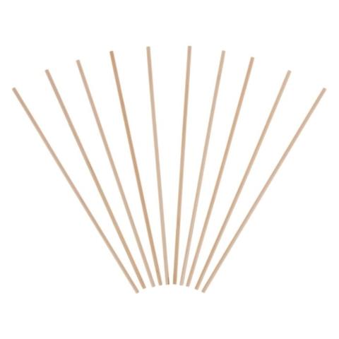 Палочки для укрепления ярусов, длина 30см,d=4мм, 10шт.