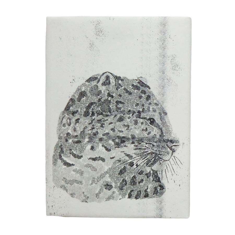 Леопард / обложка для паспорта