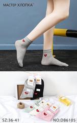 Носки женские (10 пар) арт.DB6105