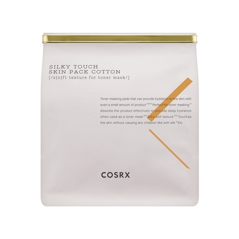 COSRX Хлопковые пады COSRX Silky Touch Skin Pack Cotton 80шт