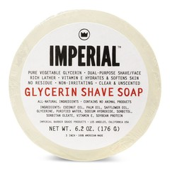 IMPERIAL Мыло для бритья, 176 гр