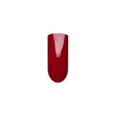 Лак для ногтей с гелевым эффектом Like Gel тон 19 Поздняя вишня