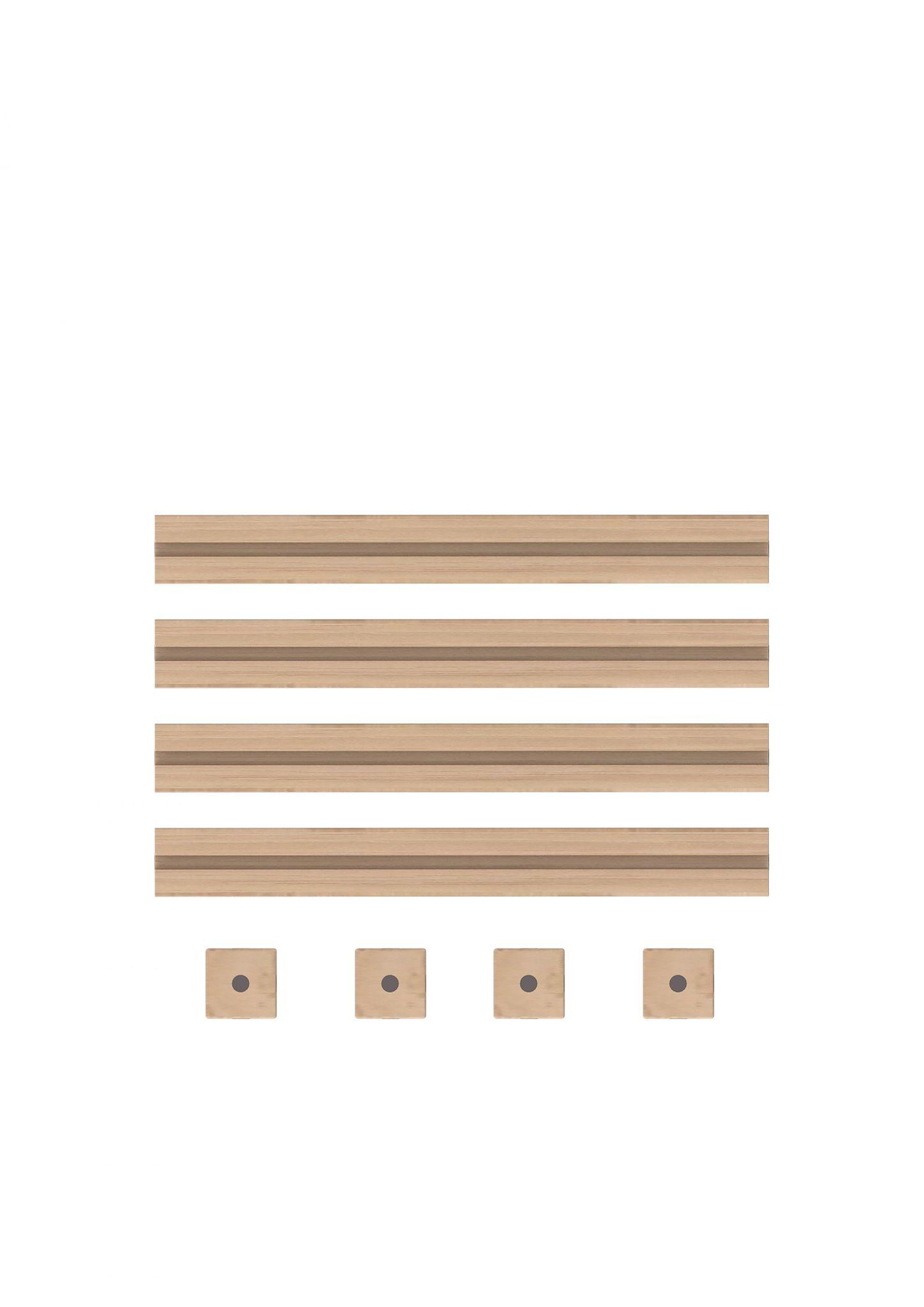 Дополнительные длинные блоки