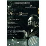 Filarmonica Arturo Toscanini, Zubin Mehta, Coro Della Fondazione / Giuseppe Verdi: Messa Da Requiem (DVD)