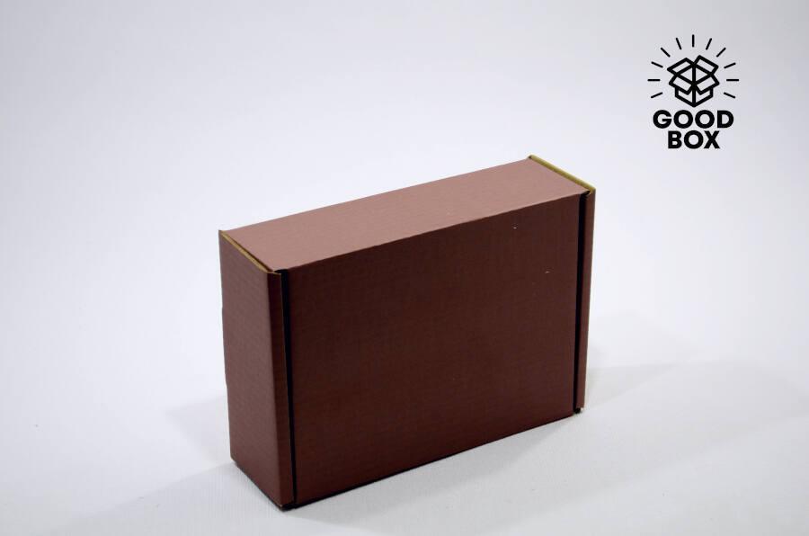 Крафт коробка