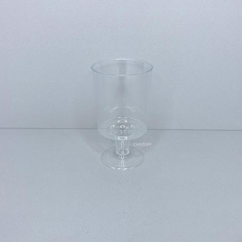 Рюмка стеклоподобная 100 мл на ножке (16 шт.)