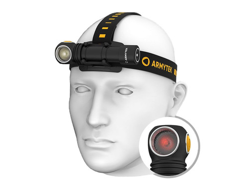 Мультифонарь светодиодный Armytek Wizard C2 WR Magnet Usb, 1200 лм, теплый свет, аккумулятор