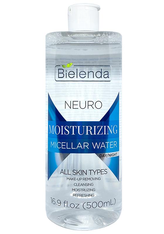 NEURO HIALURON Увлажняющая мицеллярная вода