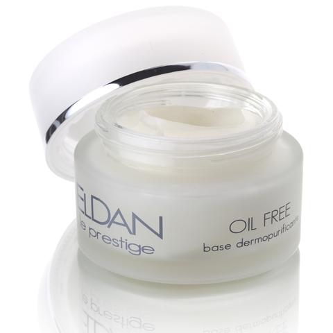 Увлажняющий крем-гель для жирной кожи ELDAN