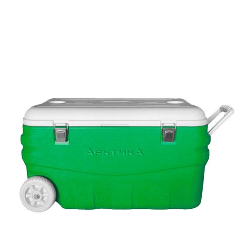 Изотермический контейнер (термобокс) Арктика (80 л.), зеленый