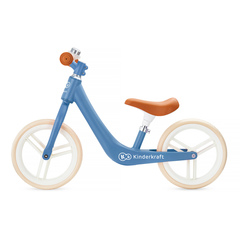 Беговел Kinderkraft Fly Plus Blue Sapphire