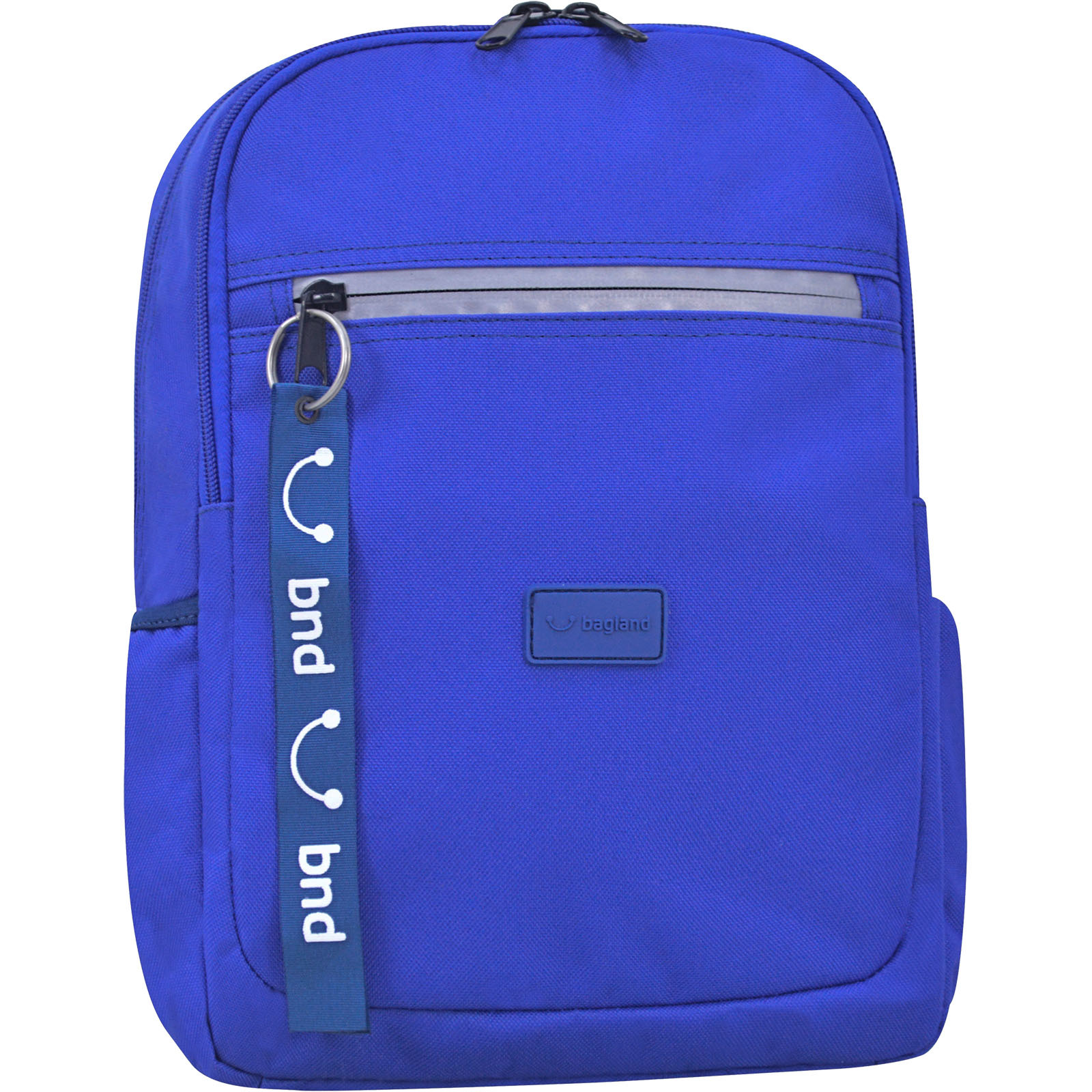 Детские рюкзаки Рюкзак Bagland Young 13 л. электрик (0051066) DSC_1071-1600.jpg