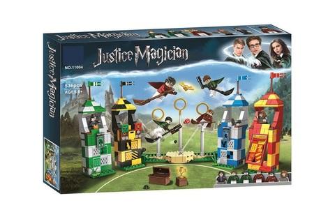 Конструктор Justice Magician 11004 Матч по Квиддичу