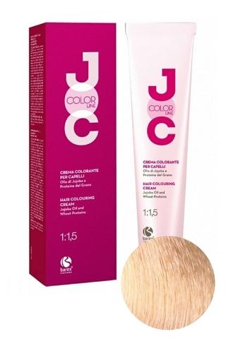 Крем-краска для волос 9.0 очень светлый блондин JOC COLOR, Barex