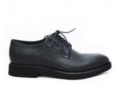 Кожаные дерби Barcly 96202 на шнуровке