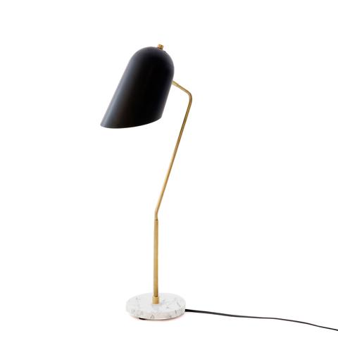 Настольный светильник копия Cliff by Lambert & Fils (черный)