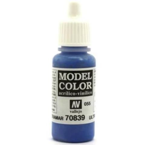 Model Color Ultramarine 17 ml.