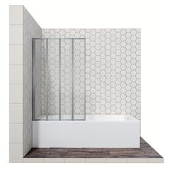 Шторка для ванны Ambassador Bath Screens 16041111L 100 см
