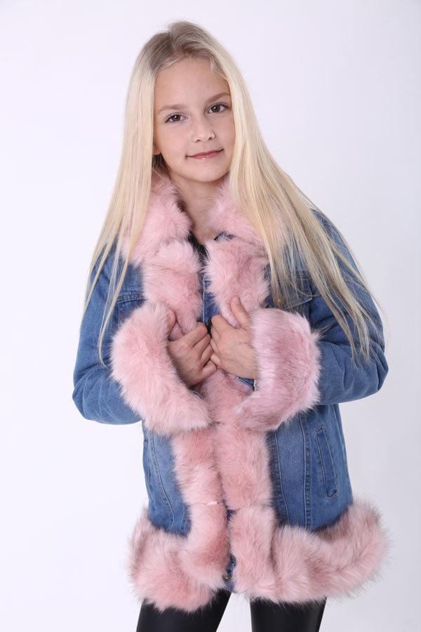 Куртка для девочки Zuzzi 888-32