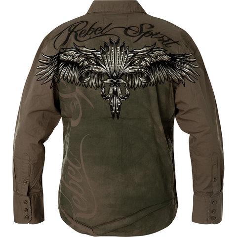 Рубашка Rebel Spirit LSW121288