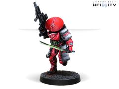 Tankō (вооружен Flammenspeer)