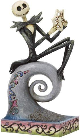 Дисней коллекционная статуэтка Джек Скеллингтон
