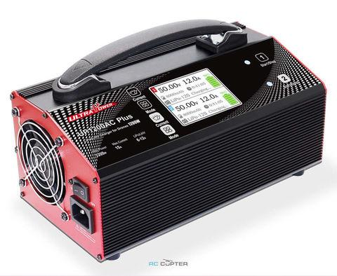 Зарядное устройство ULTRAPOWER UP1200AC PLUS 2x600W 15A (с БП 220V)