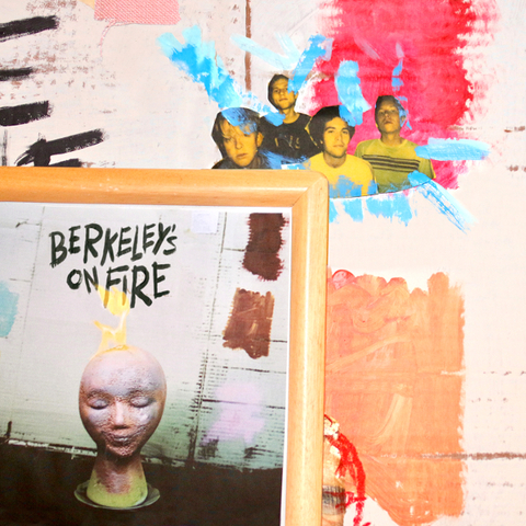 SWMRS / Berkeley's On Fire (LP)