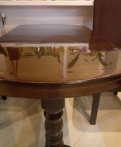 Гибкое стекло  ширина 60 см.