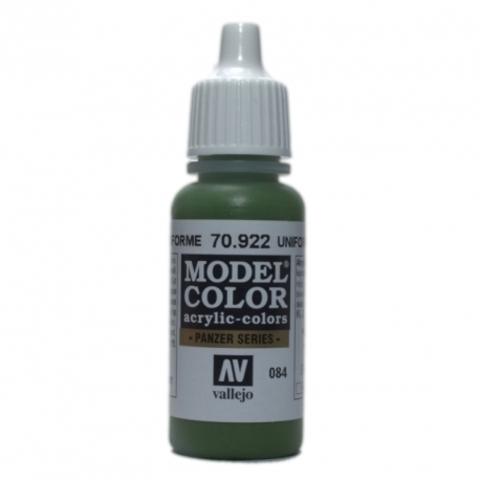Model Color Uniform Green 17 ml.
