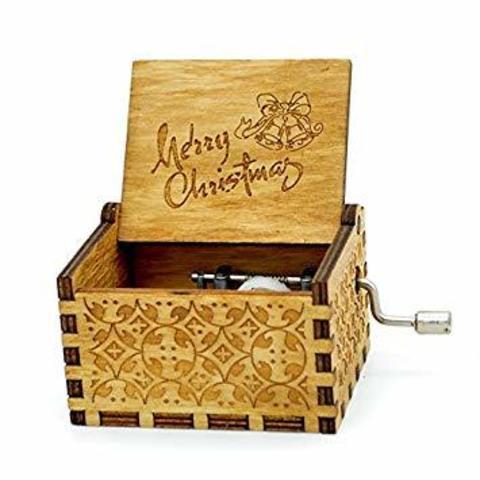 Music box Merry Christmas