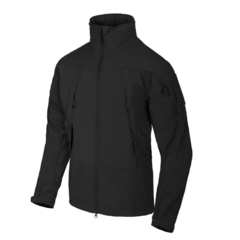 Куртка Helikon Blizzard Jacket StormStretch, черная, новая