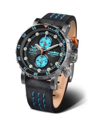 Часы наручные Восток Европа Субмарина SSN571 VK61/571H614